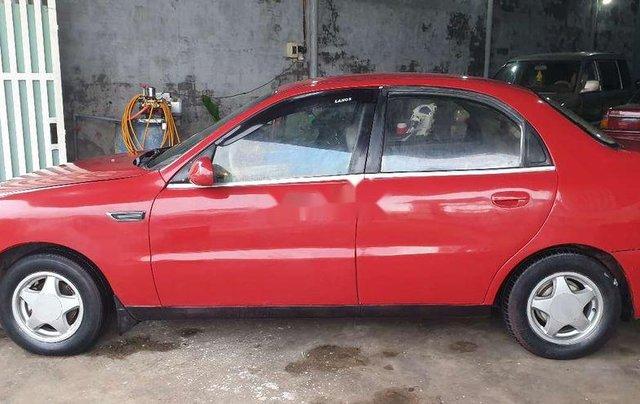 Bán xe Daewoo Lanos năm sản xuất 2000, màu đỏ1