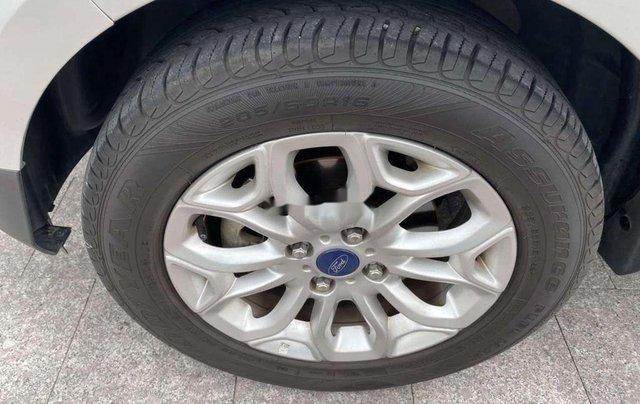 Bán Ford EcoSport đời 2016, màu bạc, giá 455tr9