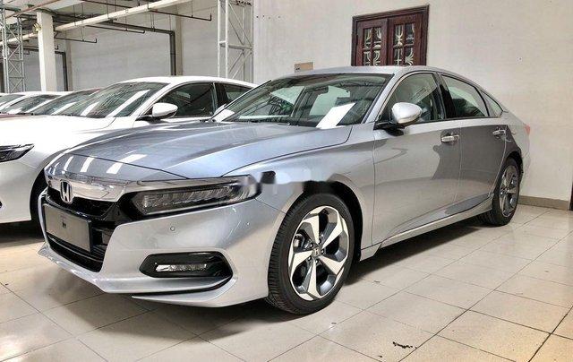 Bán Honda Accord sản xuất năm 2020, màu trắng, nhập, dòng xe đẳng cấp6