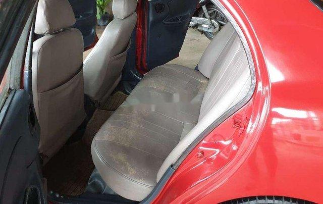 Bán xe Daewoo Lanos năm sản xuất 2000, màu đỏ9