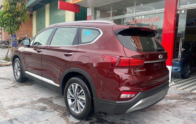 Bán Hyundai Santa Fe năm 2019, màu đỏ3