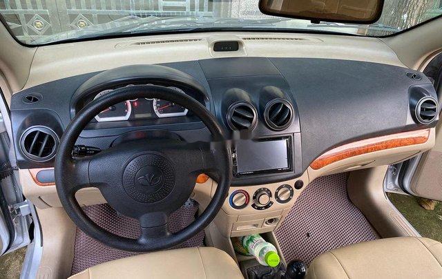 Bán Daewoo Gentra sản xuất năm 2007, màu bạc7