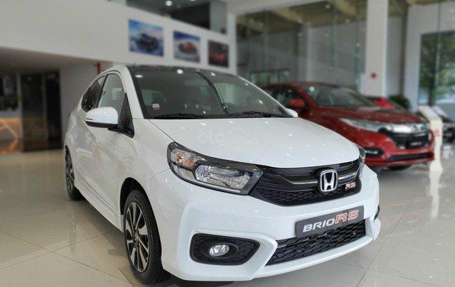 [Đại lý Honda Ô tô Biên Hòa] Chỉ cần 150 triệu nhận ngay Honda Brio 2020. Xe tốt nhất - Giá rẻ nhất1