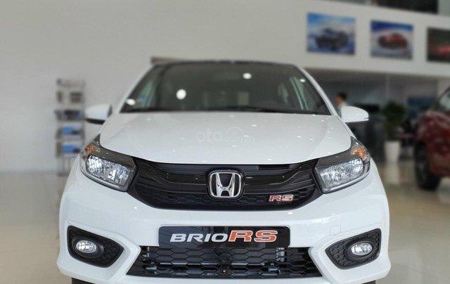 [Đại lý Honda Ô tô Biên Hòa] Chỉ cần 150 triệu nhận ngay Honda Brio 2020. Xe tốt nhất - Giá rẻ nhất0