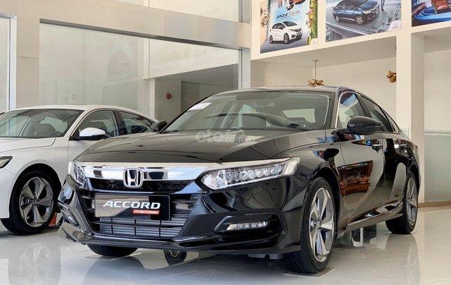 Honda Accord giảm ngay 120tr tiền mặt - ưu đãi và quà tặng hấp dẫn - hỗ trợ trả góp lãi suất ưu đãi1
