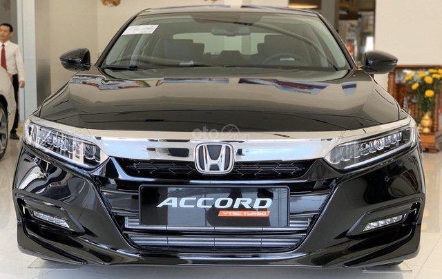 Honda Accord giảm ngay 120tr tiền mặt - ưu đãi và quà tặng hấp dẫn - hỗ trợ trả góp lãi suất ưu đãi0
