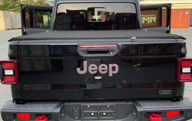 Bán Jeep Gladiator Launch Edition model 2020, màu đen, nhập khẩu2