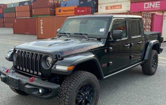 Bán Jeep Gladiator Launch Edition model 2020, màu đen, nhập khẩu6