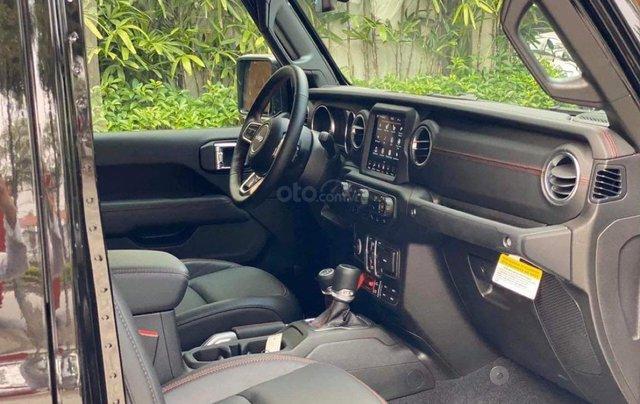 Bán Jeep Gladiator Launch Edition model 2020, màu đen, nhập khẩu8