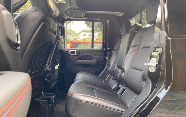 Bán Jeep Gladiator Launch Edition model 2020, màu đen, nhập khẩu9