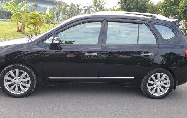 Bán Kia Carens SX số tự động, đời T3/2012, màu đen Vip tuyệt đẹp, mới 75%5