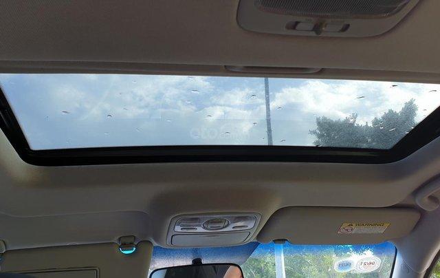 Bán Kia Carens SX số tự động, đời T3/2012, màu đen Vip tuyệt đẹp, mới 75%7