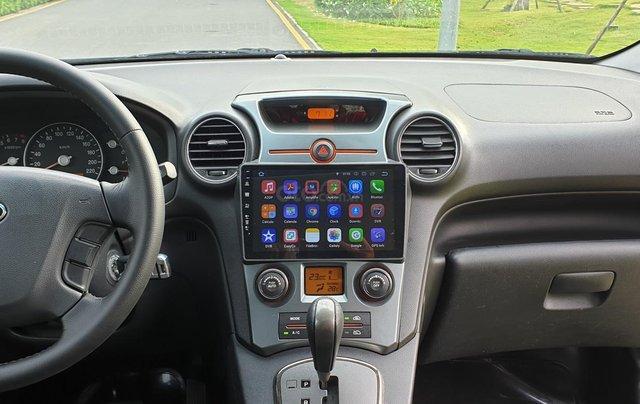 Bán Kia Carens SX số tự động, đời T3/2012, màu đen Vip tuyệt đẹp, mới 75%8