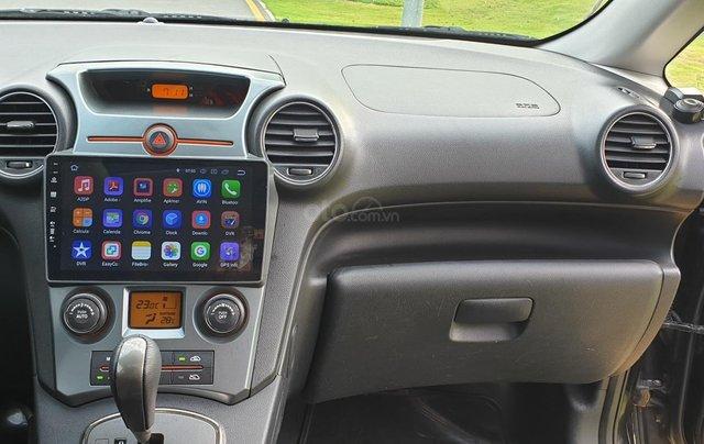 Bán Kia Carens SX số tự động, đời T3/2012, màu đen Vip tuyệt đẹp, mới 75%10