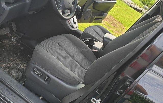 Bán Kia Carens SX số tự động, đời T3/2012, màu đen Vip tuyệt đẹp, mới 75%11