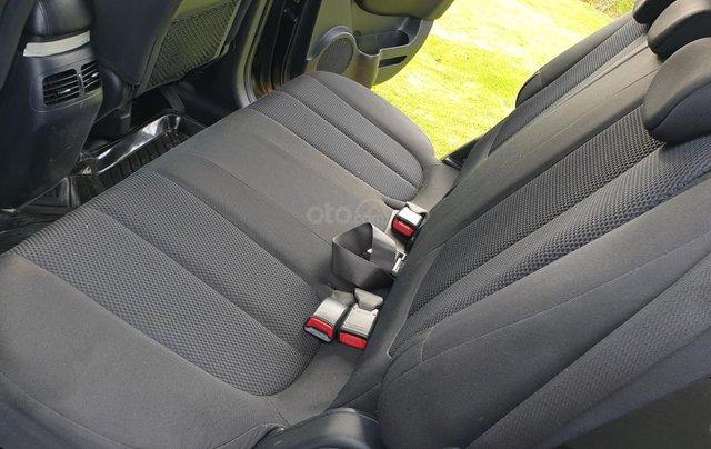 Bán Kia Carens SX số tự động, đời T3/2012, màu đen Vip tuyệt đẹp, mới 75%12