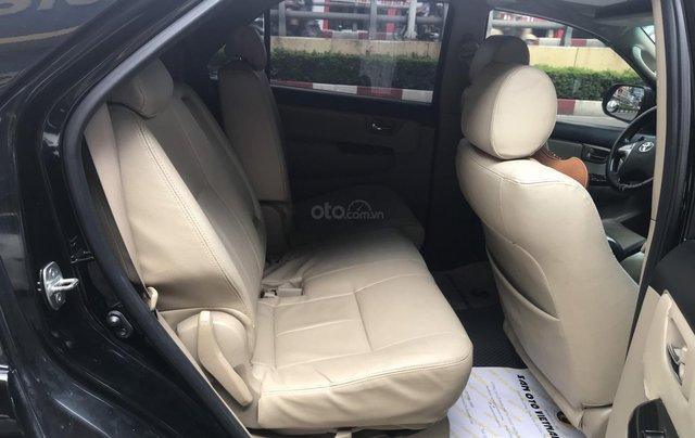Toyota Fortuner SX 2014 máy dầu 2.5, xe đẹp, máy tươi, bán xe có bảo hành11