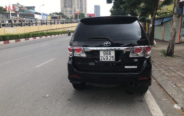 Toyota Fortuner SX 2014 máy dầu 2.5, xe đẹp, máy tươi, bán xe có bảo hành1