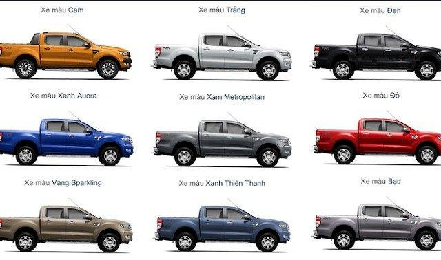 Giá hot Ford RangerWildtrak 2.0L 2020, hỗ trợ vay mua xe lên đến 85% giá trị xe, hỗ trợ lái thử, giao ngay2