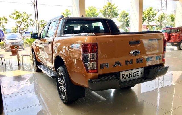 Giá hot Ford RangerWildtrak 2.0L 2020, hỗ trợ vay mua xe lên đến 85% giá trị xe, hỗ trợ lái thử, giao ngay1