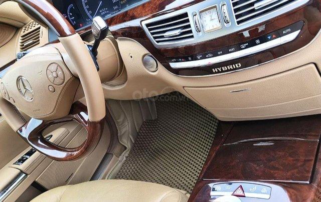 Merc S400 nhập Đức 2011 hàng full đủ đồ chơi không thiếu món nào4