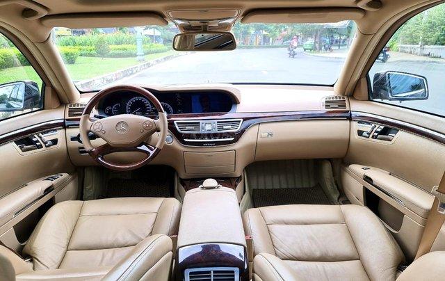 Merc S400 nhập Đức 2011 hàng full đủ đồ chơi không thiếu món nào5