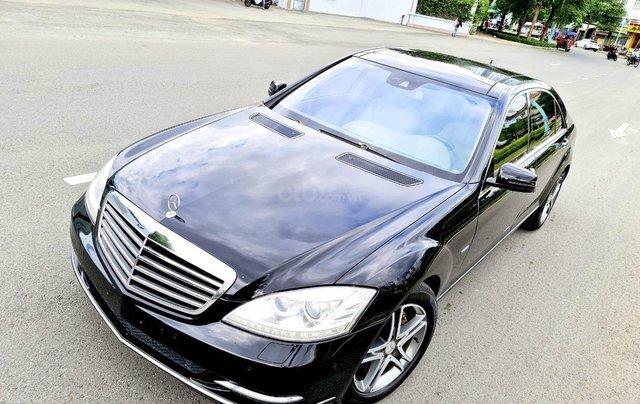 Merc S400 nhập Đức 2011 hàng full đủ đồ chơi không thiếu món nào8