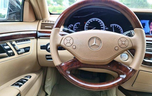 Merc S400 nhập Đức 2011 hàng full đủ đồ chơi không thiếu món nào12
