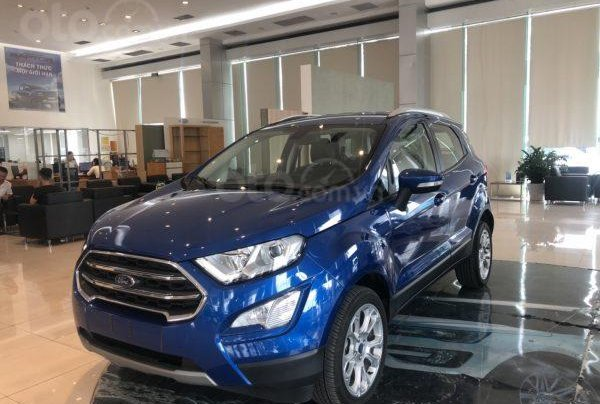 Giá xe Ford EcoSport Titanium 1.5L 2020, hỗ trợ trả góp cùng ưu đãi lớn cuối năm, khuyến mãi tặng kèm chính hãng0