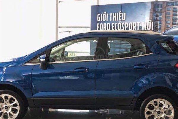 Giá xe Ford EcoSport Titanium 1.5L 2020, hỗ trợ trả góp cùng ưu đãi lớn cuối năm, khuyến mãi tặng kèm chính hãng1