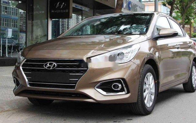 Bán xe Hyundai Accent 1.4MT 2020, màu nâu, nhập khẩu nguyên chiếc giá cạnh tranh3