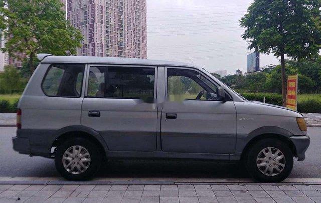 Bán Mitsubishi Jolie năm 2005, màu bạc, nhập khẩu nguyên chiếc đẹp như mới, 92 triệu6