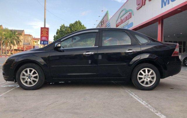 Cần bán Ford Focus sản xuất năm 2007, màu đen, nhập khẩu nguyên chiếc 0