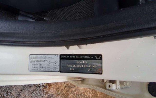 Bán xe Kia K3 1.6AT năm 2013, màu trắng, xe nhập7