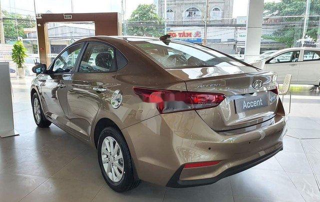 Bán xe Hyundai Accent 1.4MT 2020, màu nâu, nhập khẩu nguyên chiếc giá cạnh tranh2