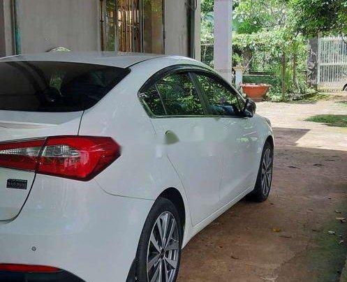 Bán xe Kia K3 1.6AT năm 2013, màu trắng, xe nhập6