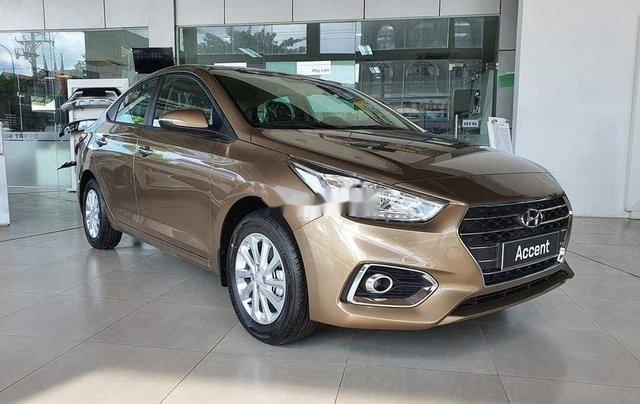 Bán xe Hyundai Accent 1.4MT 2020, màu nâu, nhập khẩu nguyên chiếc giá cạnh tranh0