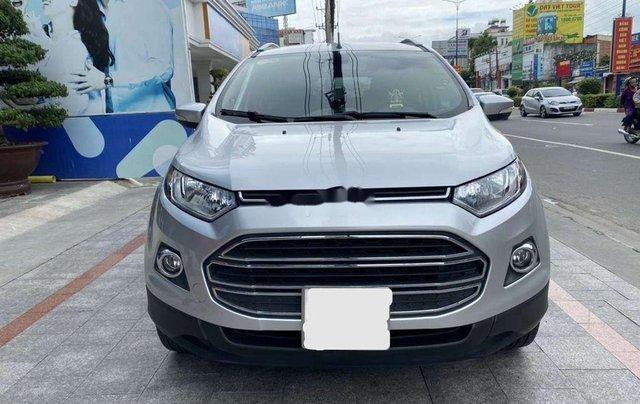 Bán ô tô Ford EcoSport đời 2016, màu bạc như mới giá cạnh tranh0