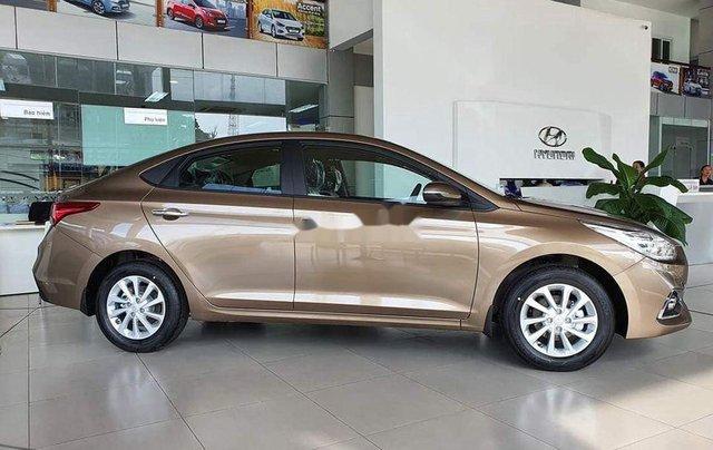 Bán xe Hyundai Accent 1.4MT 2020, màu nâu, nhập khẩu nguyên chiếc giá cạnh tranh1