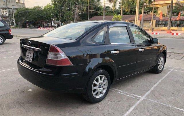 Cần bán Ford Focus sản xuất năm 2007, màu đen, nhập khẩu nguyên chiếc 5