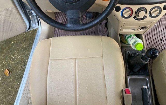 Bán Daewoo Gentra sản xuất năm 2007, màu bạc8