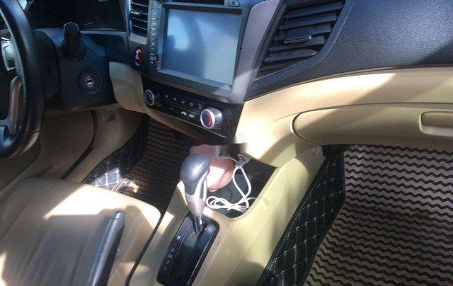 Bán xe Honda Civic 2015, màu trắng, nhập khẩu nguyên chiếc xe gia đình, giá tốt2