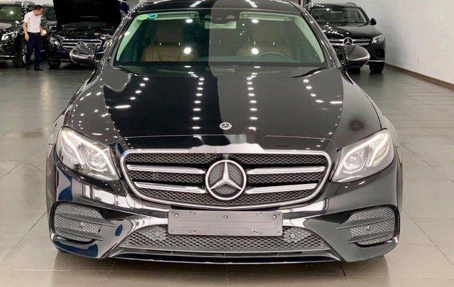 Cần bán xe Mercedes E300 AMG đời 2020, màu đen, nhập khẩu, giá tốt0