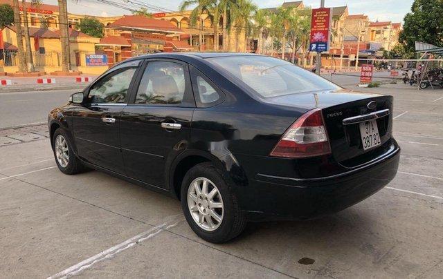 Cần bán Ford Focus sản xuất năm 2007, màu đen, nhập khẩu nguyên chiếc 3