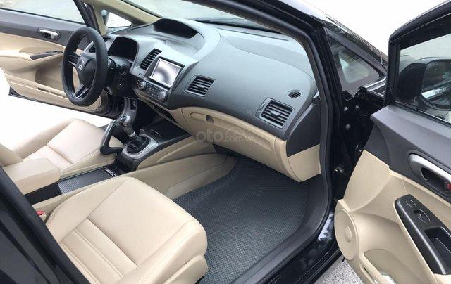 Honda Civic 1.8MT cuối 2009, màu đen, chính tên chính chủ 1 chủ cán bộ huyện đi từ mới, xe cực tuyển form mới 20105