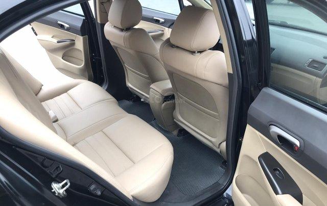 Honda Civic 1.8MT cuối 2009, màu đen, chính tên chính chủ 1 chủ cán bộ huyện đi từ mới, xe cực tuyển form mới 20106