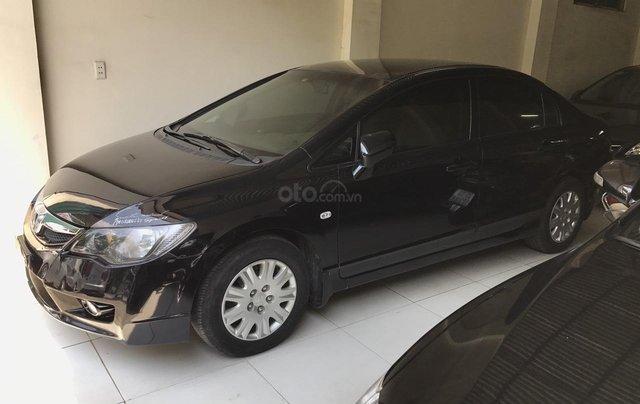 Honda Civic 1.8MT cuối 2009, màu đen, chính tên chính chủ 1 chủ cán bộ huyện đi từ mới, xe cực tuyển form mới 20101