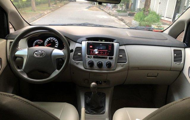 Gia Hưng Auto bán xe Toyota Innova 2.0E đời 2015 form 2016 xe không chạy dịch vụ ngày nào9