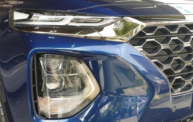Hyundai Santa Fe, máy dầu, giá cực ưu đãi cho tháng 10 này, giảm trực tiếp tiền mặt lên đến 40tr rẻ nhất Bắc Ninh1