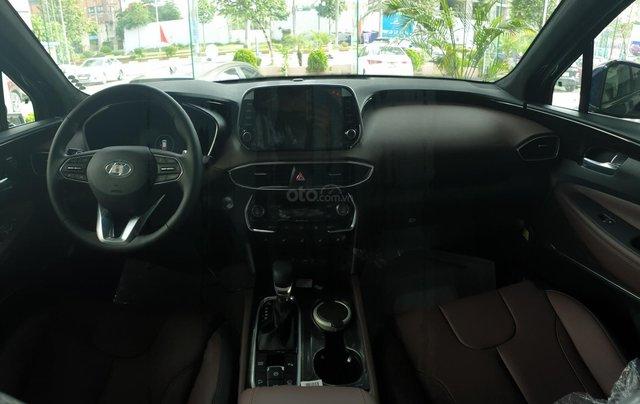 Hyundai Santa Fe, máy dầu, giá cực ưu đãi cho tháng 10 này, giảm trực tiếp tiền mặt lên đến 40tr rẻ nhất Bắc Ninh7